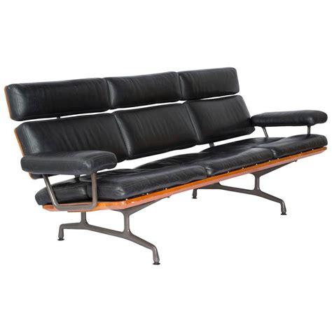 charles eames sofa charles eames three seat sofa by herman miller 1st