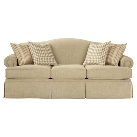 camel couch get the look camelback sofas apartment therapy