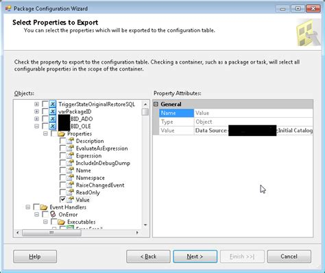 Sql Server Quickly Changing Ssis Packages Data Source