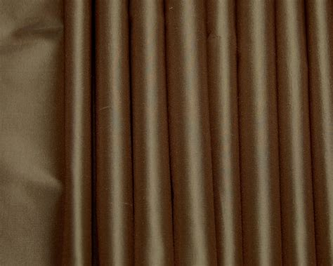 curtains made in the usa brown silk taffeta drapes curtains shades custom made