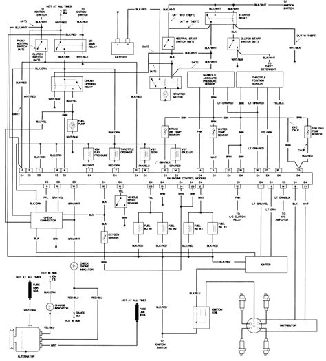 91 geo prizm wiring diagrams wiring diagram