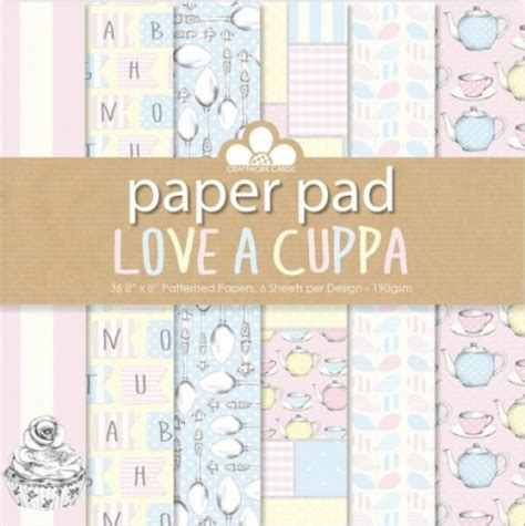 Paper Pads For Card - craftwork cards