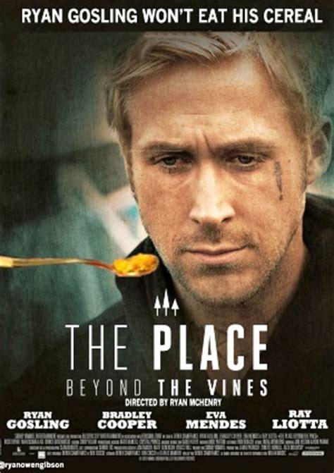 Ryan Gosling Cereal Meme - videos ryan gosling won t eat his cereal goes viral