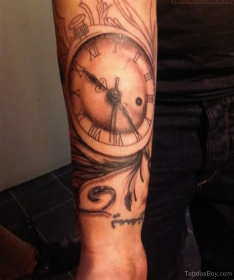 clock tattoos tattoo designs tattoo pictures page 5
