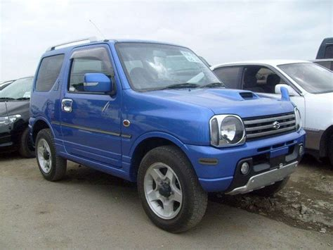 Suzuki Automatic For Sale 2002 Suzuki Jimny For Sale 0 7 Gasoline Automatic For Sale