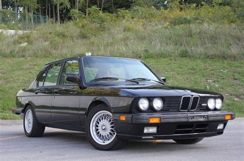 1988 Bmw M5 For Sale by Top Of The Market 68k Mile 1988 Bmw M5 German Cars For