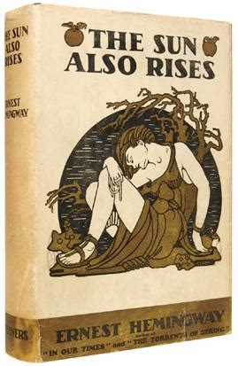 The Sun Also Rises Essay by An Essay In Criticism Virginia Woolf On Hemingway Tin House