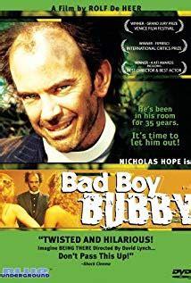 bad boy bubby bad boy bubby 1993 imdb