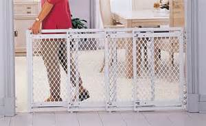 6ft baby gate large big 2 3 4 5 foot wide plastic baby