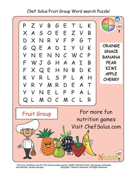 fruit 5 letter word 16 best images about activities on activities