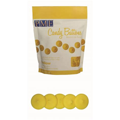 Tupperware Yellow Choco Pop pme 12oz button melts for cake pop chocolate