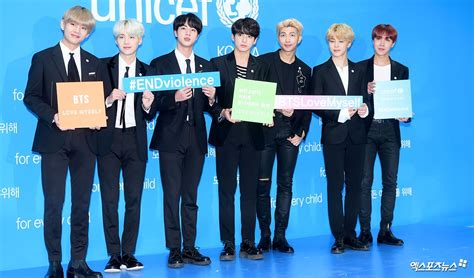 bts unicef bts to donate proceeds from new emoticons to quot love myself