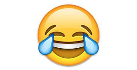 imagenes de emoticones llorando el emoticono que llora de la risa quot la palabra del a 241 o