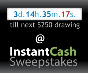Instant Win Prizes Online Free - free instant cash sweepstakes site redgage