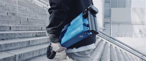 kereta hyundai ioniq hyundai perkenalkan skuter elektrik untuk ioniq ev