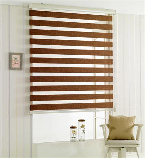 Combi Blinds / Zebra Blinds, Johnson : Blinds & Curtain Rods