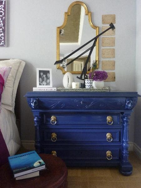 Blue Bedroom Trunk Blue Chest Eclectic Bedroom Seattle By Splendid Willow