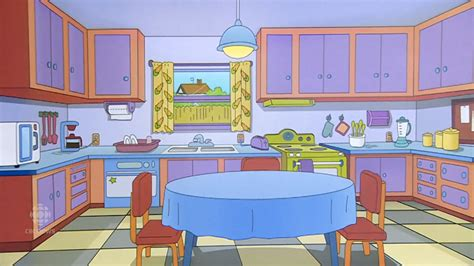 Brilliant 'Simpsons' Fans Renovate Kitchen to Look Just