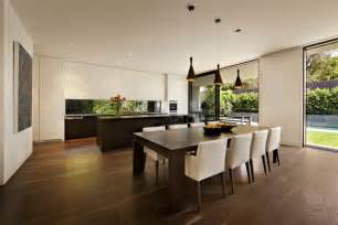 Dining Room Wall Australia Shaw Design 187 Modern Dining Rooms