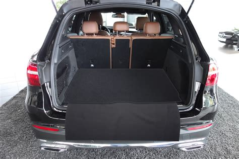 cargo mat 2013 mercedes glk 250 2 part trunk mat with bumper protection fits for mercedes