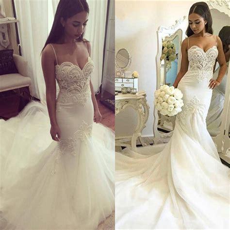 popular mermaid wedding dress buy cheap mermaid wedding