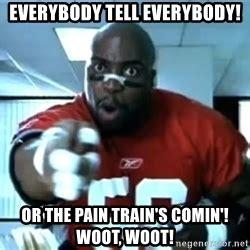 Woot Meme - terry tate office linebacker meme generator