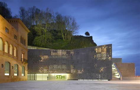 Outdoor Kitchen Design Center by Stua San Telmo Museum Nieto Sobejano Architects San Sebastian