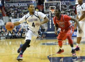 the bench mob preview georgetown hoyas the bench mob
