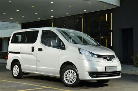nissan nv200 alternative to vw cer van nissan nv200 cer van