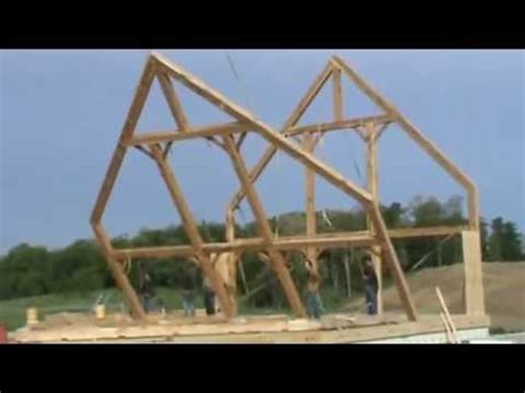 Small A Frame Cabin Kits by Timber Frame Home Plans Youtube