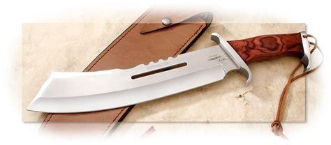 gil hibben iv combat machete blade knife united cutlery hibben iv combat machete agrussell