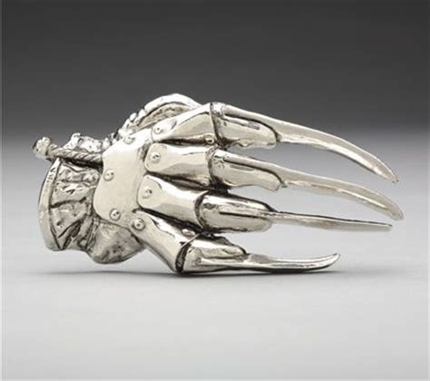 Origami Freddy Krueger Claw - kruger claws anyone weapons