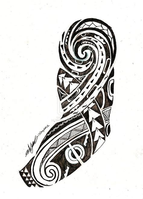 tribal wave tattoo designs tribal wave drawings www pixshark images galleries