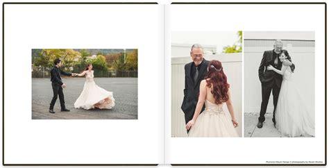 Wedding Album Repair by Wedding Album Plumeria Album Design