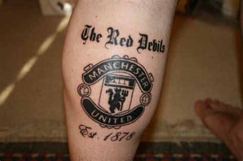 man united tattoo designs manchester united fc football club mufc devils
