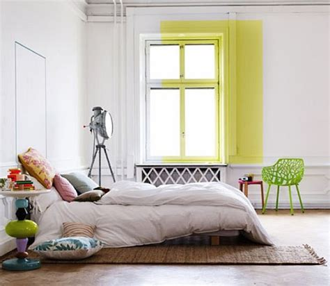 neon colored paint for bedrooms implementing neon colors tastefully 17 design ideas