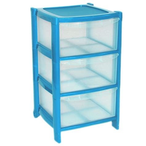 7 drawer plastic wide storage chest sky blue drawer plastic large tower storage chest unit
