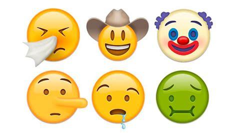 imagenes wasap caras los nuevos emojis llegan a whatsapp televisa news