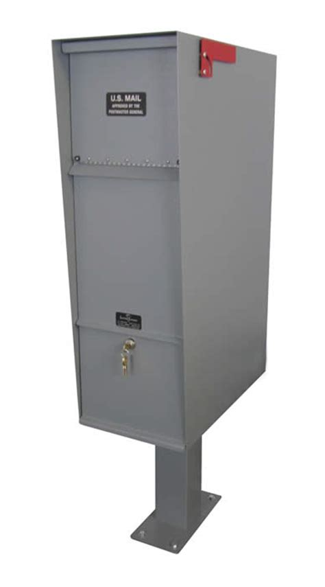 Vandal Proof Letter Boxes Mailboxes Single Locking Mailboxes Home Commercial Single Locking Mailboxes Secure