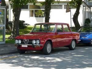 Alfa Romeo Oldtimer Oldtimer Alfa Romeo Nuova 1600 In Nidau Am 16 07
