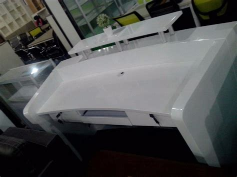 Modern White Curved Reception Desk Front Desk For Sale Curved Reception Desk For Sale