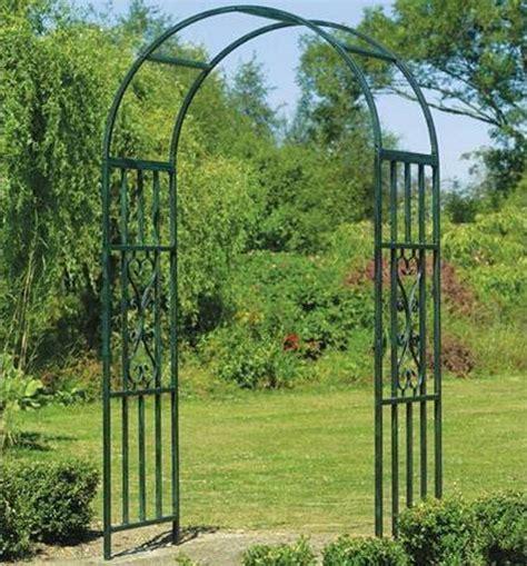 kensington garden kensington verdigris garden arch by garden selections