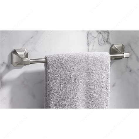 towel bar riviera collection richelieu hardware