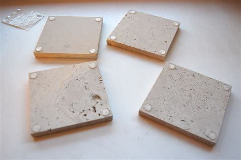 Handmade Tile Coasters - handmade personalized tile coasters made2style