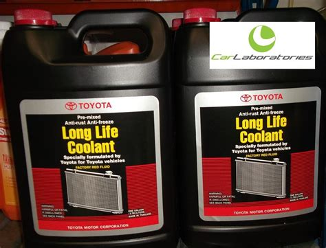 Toyota Genuine Coolant Equivalent Toyota Genuine Fluid 00272 Sllc2 Coolant 1