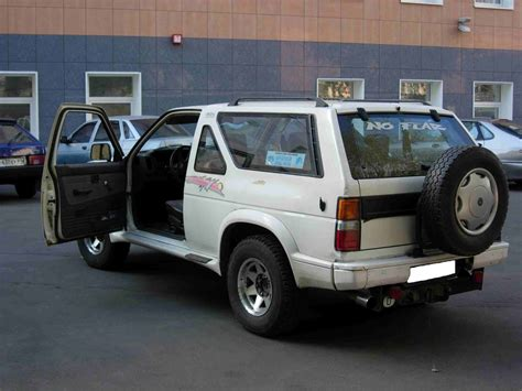 1986 nissan pathfinder imcdb org 1986 nissan terrano wd21 in quot costa 2001 quot