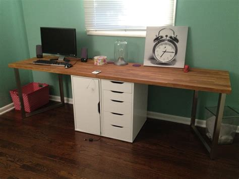 Solid Wood Home Office Desks Home Office Warm Solid Oak Desks For Home Office Furniture Sets With Small Solid Wood Desk