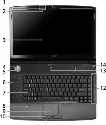Acer Keyboard Notebook 6920 your acer notebook tour acer aspire 6920 acer laptop
