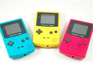 gameboy color gameboy color external drive gadgetsin