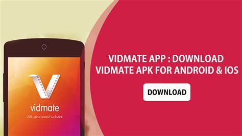 apk for android vidmate app install vidmate apk for android guide